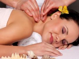 Tailandietiškas nugaros, sprando ir kaklo masažas