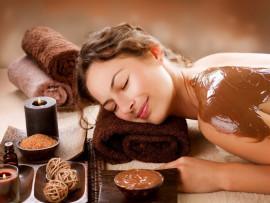 Spa šokolado terapija