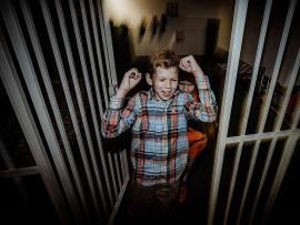 """Pabėgimo kambarys """"Slaptas kalėjimas"""""""