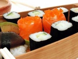 """Japoniška vakarienė restorane """"Yakata"""""""