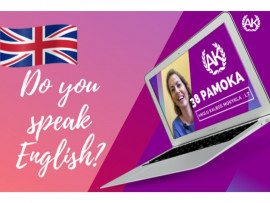 Šnekamosios anglų kalbos kursai internetu – Deimantinis Planas