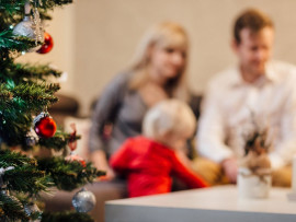 Kalėdinė fotosesija