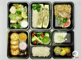 5 dienų sveiko maisto rinkiniai