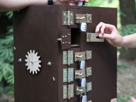 Galvosūkių dėžė – pabėgimo kambarys dėžėje