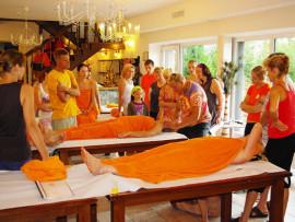 Vata/ Pitta/ Kapha masažų kursai
