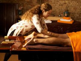 Shanti ajerų masažas