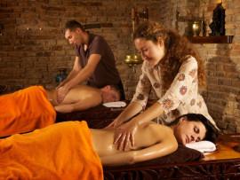 Indiškas ritualas dviems