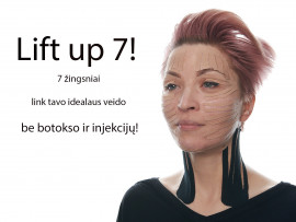 Procedūra veidui Lift Up 7!