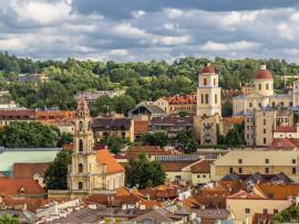 Ekskursija Vilniaus kiemelių istorijos