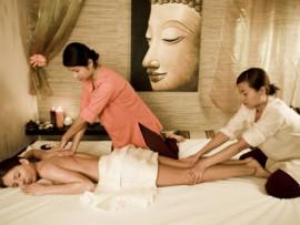 Tailandietiškas liekninamasis masažas